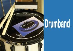 DrumbandCoverTekst